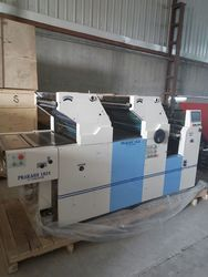 Two Color Sheetfed Offset Machine
