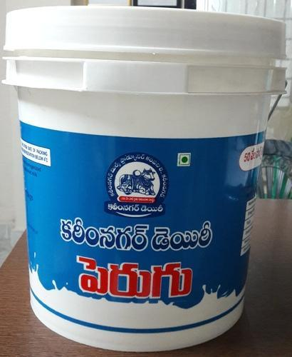 Dairy and Food Bucket - 10 Kg Curd Bucket Manufacturer from