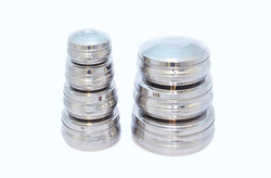 Stainless Steel Puri Box