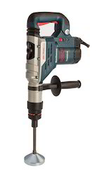 Vibration Compaction Hammer with Tamper