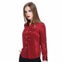 Women Silk Shirt