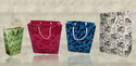Multicolor Printed Carry Bags