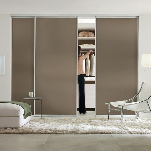 Cost Of Fitted Wardrobes: Sliding Door Wardrobe At Rs 15000 /piece