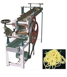 noodle chow mein making machine