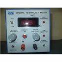 Digital Resistance Meter