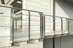 Modern Steel Railings