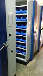 Space Planners Material Storage System