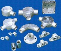 GI Conduit Pipes Accessories