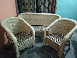 Cane Bunai Sofa Set