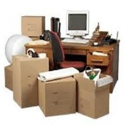 Commercial Office Domestic Relocation Service, in Boxes, Same State