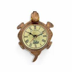 Lucky Tortoise Antique Wall Clock 366