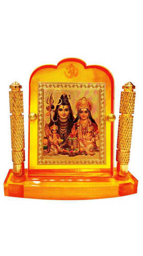 Lord Shiva Family Idol For Car Dashboard Astroyou International