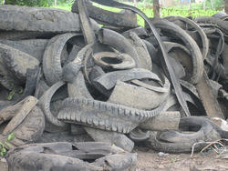 Truck Tyre Rubber Scrap