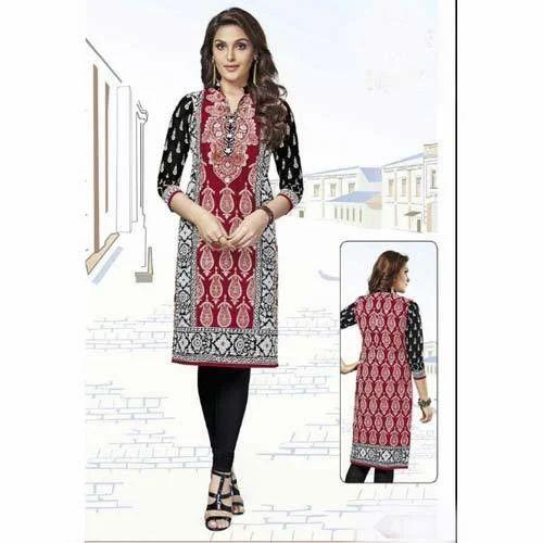 c3680134b5 Casual Wear Ladies Kurti, Rs 125 /piece, Womens Paradise | ID ...