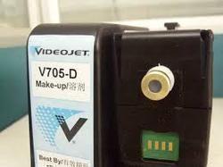 Videojet Red Ink Cartridge 750ml