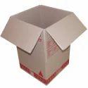 Cardboard Brown 3 Ply Heavy Duty Corrugated Box