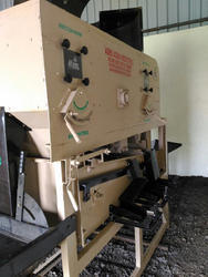 Millet Bajra Cleaning and Grading Machine