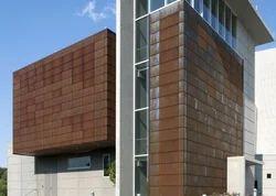 Exterior Facade Cladding