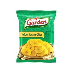 Garden Yellow Banana Chips