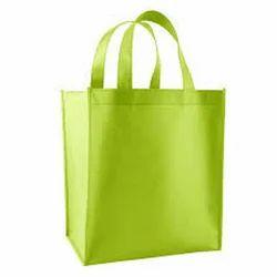 Green Non Woven Shopping Bag