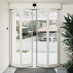 Automatic Bi- Folding Door