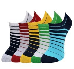 Gen X - Unisex Low Ankle Cotton Spandex Socks