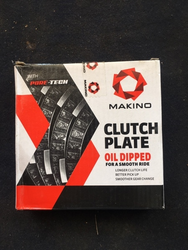 Clutch Plate Bike