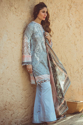 271186d84 Pakistani Suits - Pakistani Cotton Ladies Suits Manufacturer from Surat