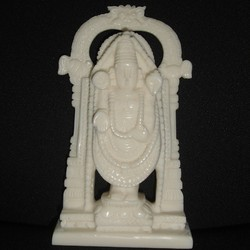Balaji Standing In Resin Balaji_2