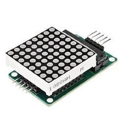 Max7219 Dot Matrix Module for Arduino
