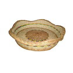 Bamboo Willow Star Basket