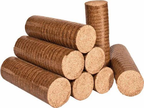 Briquettes at Rs 5500/per ton | briquette fuel, बायोमास ब्रिकेट्स -  Superfine Energy Company, Erode | ID: 13883957155