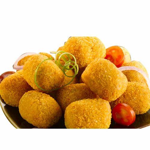 Nuggets Of Information: Tandoori Veg Nuggets, Fast Food