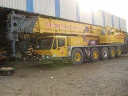Hydraulic Crane Service