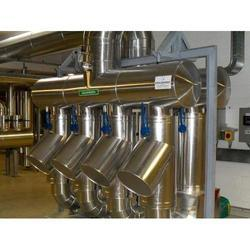 Thermal Insulation Service for Hot Piping