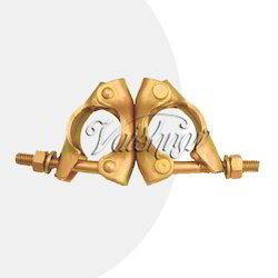 Stainless Steel Sheeted Swivel Coupler