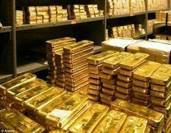 Fine Gold Bars Bullion Sone Ki Pattiyan Gouri Dewan