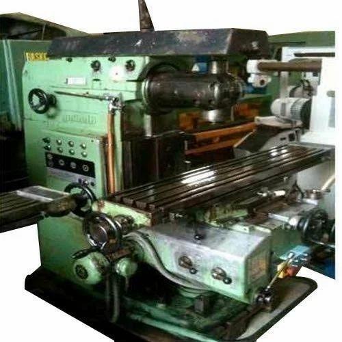 Used Milling Machine >> Used Milling Machine य ज ड म ल ग मश न At Rs