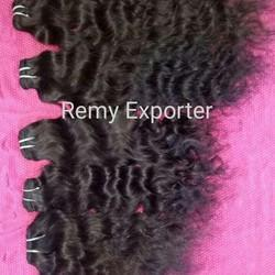 Virgin Temple Hair Extensions Machine Weft