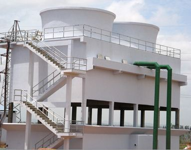 RCC Counter Flow Cooling Tower, Cooling Tower, Heat