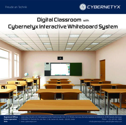 Classroom Design Solutions ~ Smart class cybernetyx interactive classroom solution