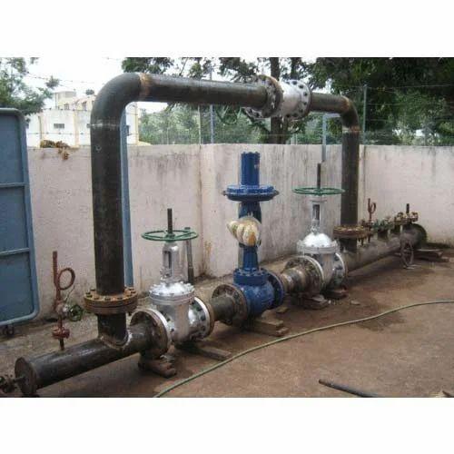 Steam Pressure Reducing Station, Reducing Station - Super Steam ...