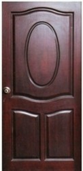Wood Laminated Membrane Door, For Home