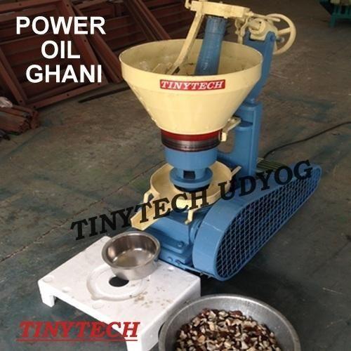 Power Oil Ghani At Rs 100000 Tel Mill Machinery तेल मिल