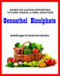 Oenanthol Bisulphate Organic Fungicide, Packaging Type: Bag, Packaging Size: 25 Kg