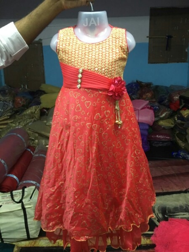 fb295dffd392 Baby Girl Long Frock at Rs 510  piece