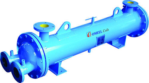 Oil Coolers Fin Tube Oil Cooler Manufacturer From Surat