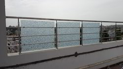 Railing Tempered Glass