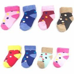 Kids Towel Socks