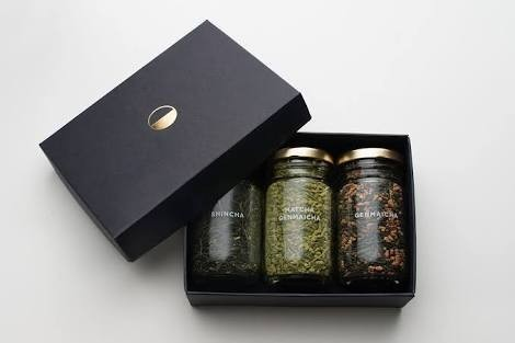 Black Printed Premium Gift Box Rs 80 Box Shriman Print